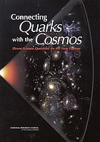 Connecting quarks with the cosmos : eleven science questions for the new century