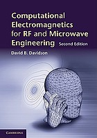Computational electromagnetics for RF and microwave engineering