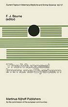 The Mucosal immune system : proceedings of a seminar in the EEC programme of coordination of agricultural research on protection of the young animal against perinatal diseases, held at the University of Bristol, School of Veterinary Science, Lanford, Nr. Bristol, United Kingdom, on September 9-11, 1980