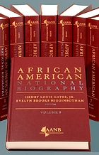 The African American National Biography / 5 Jones, Scipio - Moore, Kevin.
