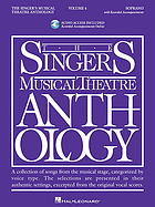 The singer's musical theatre anthology. Soprano. Volume 4