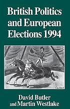 British politics and European elections, 1994