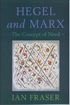 Hegel and Marx : the concept of need