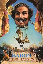 The adventures of Baron Munchausen, the screenplay