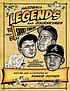 Hardball legends and journeymen and short-timers : 333 illustrated baseball biographies