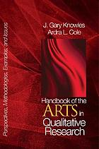 Handbook of the Arts in Qualitative Research cover image