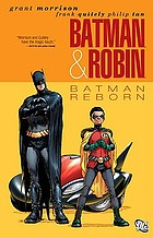 Batman & Robin : Batman reborn