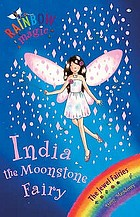 India, the moonstone fairy