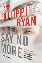 Jane Ryland. 05 : Say no more
