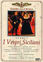 I Vespri siciliani : opera in five acts