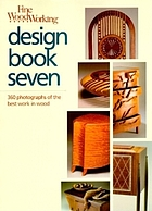 Design book seven : 250 photographs of the best work in wood.