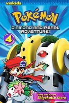 Pokemon diamond & pearl adventure. 4