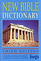 New Bible dictionary.