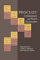 Proclus' Commentary on Plato's Parmenides