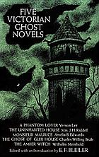 Five Victorian ghost novels,