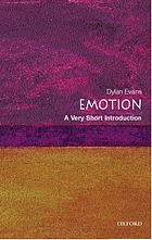Emotion : a very short introduction