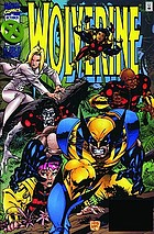 Essential. Volume 5. Wolverine.