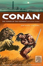 Conan. [Volume 3], The tower of the elephant and other stories