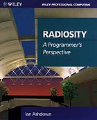 Radiosity : a programmer's perspective