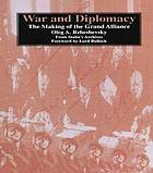 War and diplomacy : the making of the Grand Alliance ; documents from Stalin's archives edited with a commentary