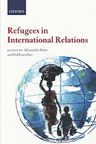 Refugees in international relations