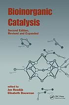 Bioinorganic catalysis