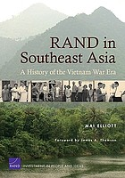 RAND in southeast Asia : a history of the Vietnam War era