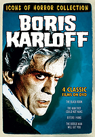 Boris Karloff : icons of horror collection.