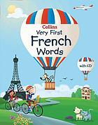 Collins very first French words.