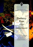Embassy Row : a Mycroft Holmes novel