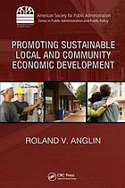 Promoting Sustainable Local and Community Economic Development.