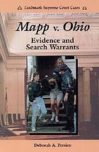 Mapp v. Ohio : evidence and search warrants