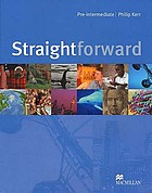 Straightforward : multi-level course for adults and young adults / [1] [Pre-intermediate Coursebook].