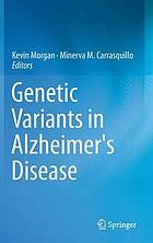 Genetic variants in Alzheimer's disease