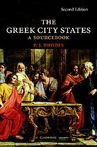 The Greek city states : a source book