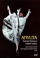 Anyuta : ballet in two acts