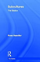 Subcultures : the basics