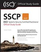 SSCP Systems Security Certified Practitioner : study guide