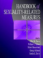 Handbook of Sexuality-Related Measures cover image