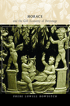 Horace and the gift economy of patronage