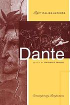 Dante : contemporary perspectives