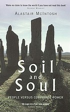 Soil and soul : people versus corporate power
