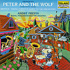 Peter & the wolf / Courtly dances / Britten.