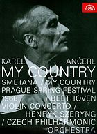 Karel Ančerl: My country.