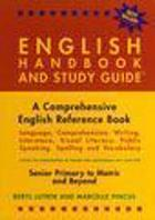 English handbook and study guide : a comprehensive English reference book