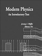 Modern physics : an introductory text
