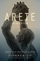 Arete: Greek Sports from Ancient Sources cover image