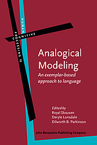 Analogical modeling : an exemplar-based approach to language