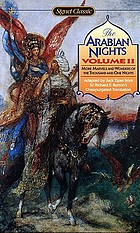 Arabian nights. Volume II : more marvels and wonders of the Thousand and one nights