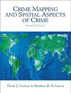 Crime Mapping and Spatial Aspects of Crime cover image